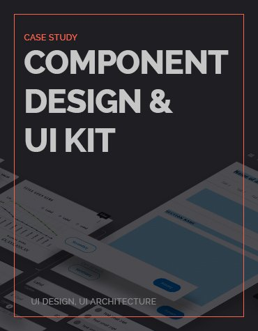 Component Library & UI Kit
